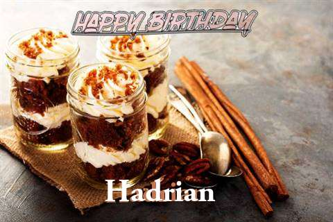 Hadrian Birthday Celebration
