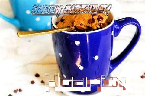 Happy Birthday Wishes for Hadrian