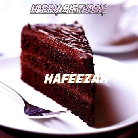 Happy Birthday Hafeezah