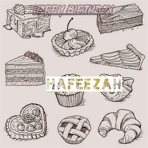 Happy Birthday to You Hafeezah
