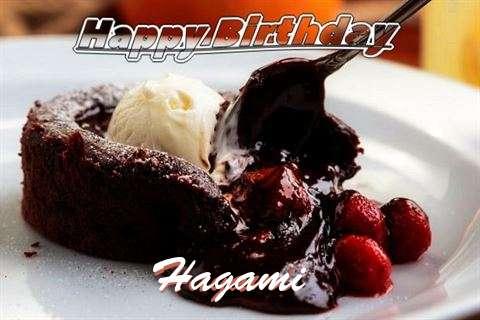 Happy Birthday Wishes for Hagami