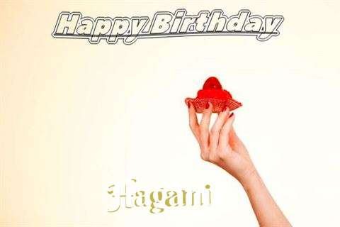 Happy Birthday to You Hagami