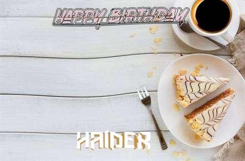Haider Cakes