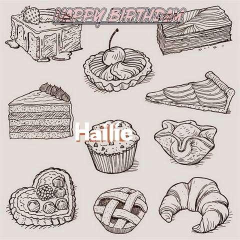 Happy Birthday to You Hailie