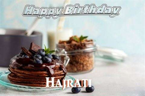 Happy Birthday Hajrati
