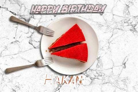 Happy Birthday Hakan