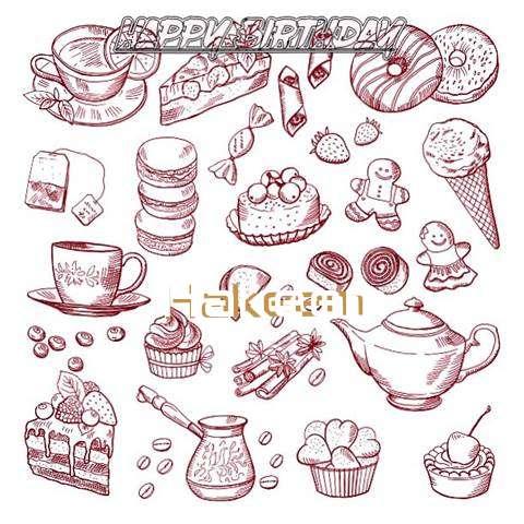 Happy Birthday Wishes for Hakeem