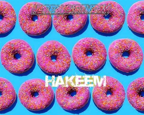 Wish Hakeem