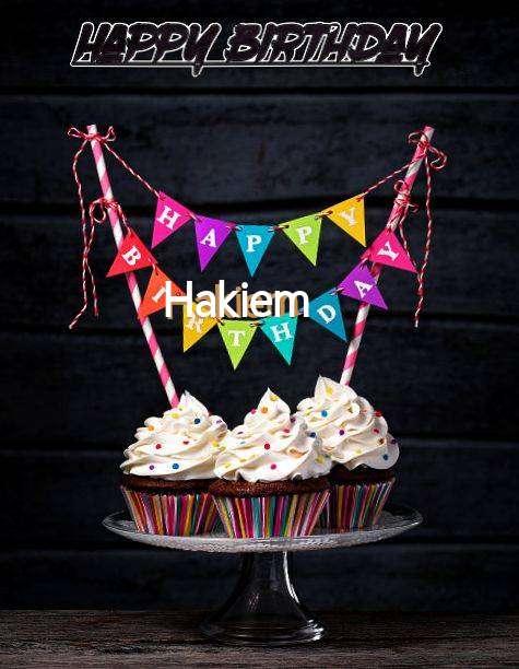 Happy Birthday Hakiem