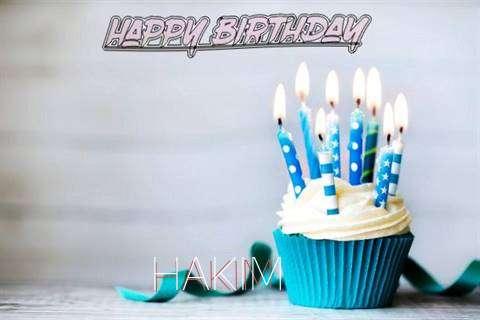 Happy Birthday Hakim Cake Image