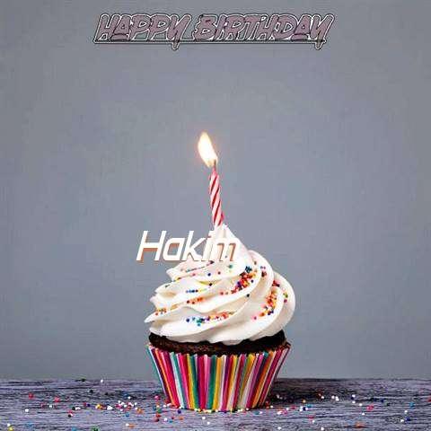 Happy Birthday to You Hakim
