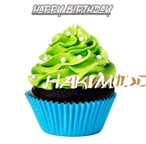 Happy Birthday Hakimuddin
