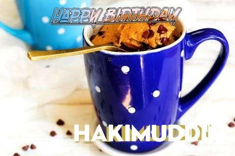 Happy Birthday Wishes for Hakimuddin