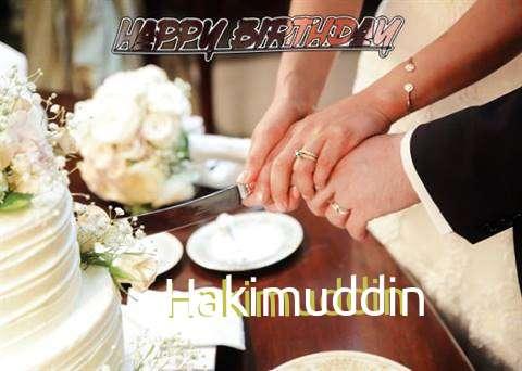 Hakimuddin Cakes