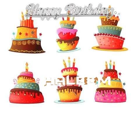 Happy Birthday to You Haleem