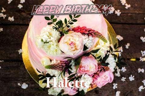 Halette Birthday Celebration