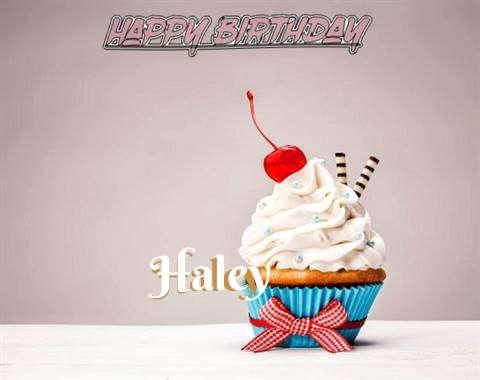 Wish Haley