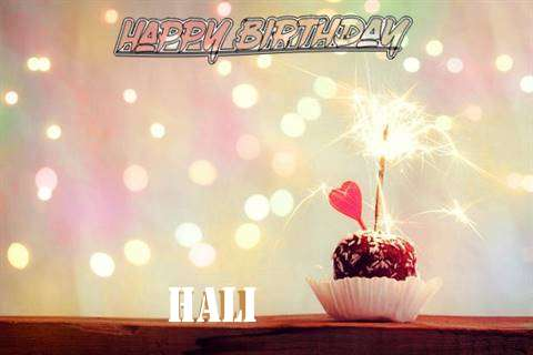 Hali Birthday Celebration
