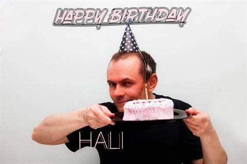 Hali Cakes