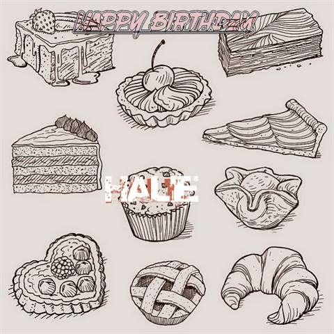 Happy Birthday to You Halie