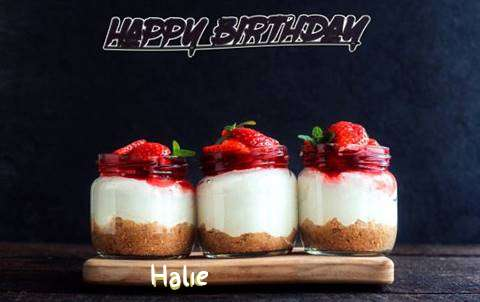 Wish Halie