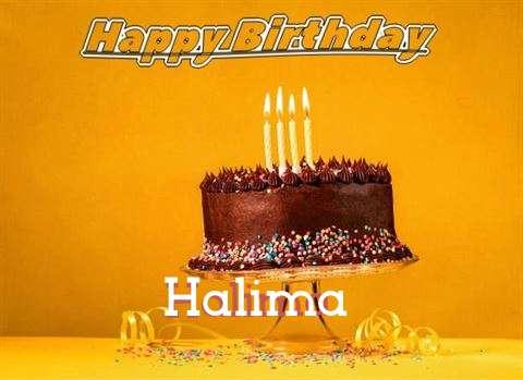 Happy Birthday Halima