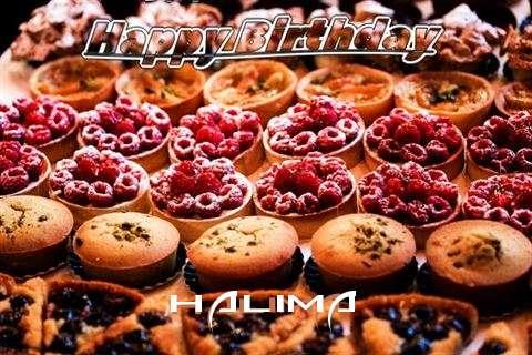 Happy Birthday to You Halima