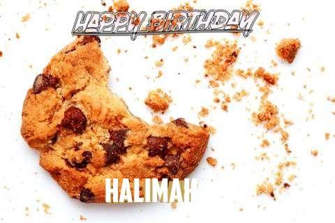Halimah Cakes