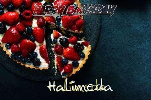 Halimeda Birthday Celebration