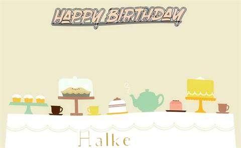 Halke Cakes