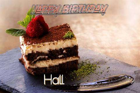 Hall Cakes