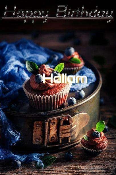 Happy Birthday Hallam