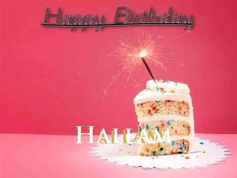 Wish Hallam