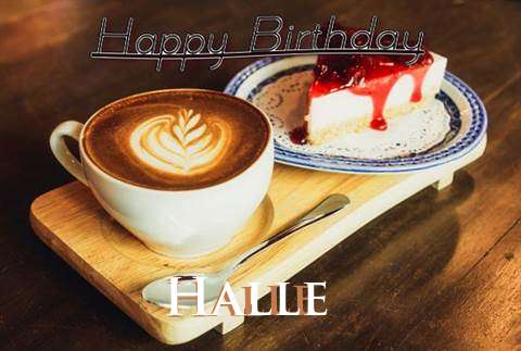 Halle Cakes