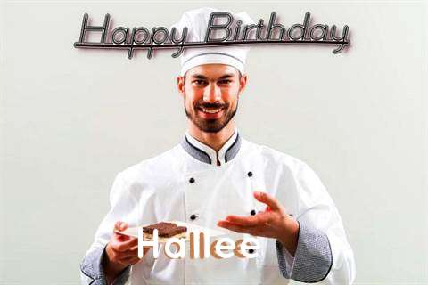 Hallee Birthday Celebration