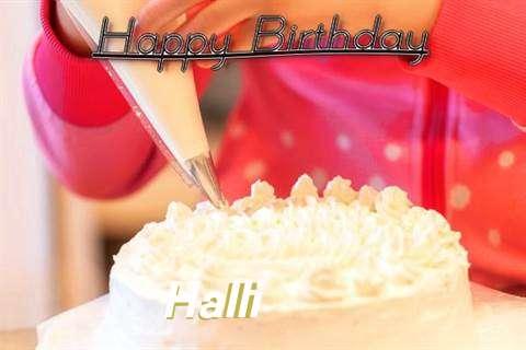 Birthday Images for Halli