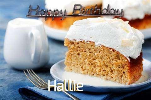 Happy Birthday to You Hallie