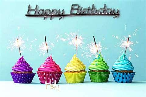Happy Birthday Hally