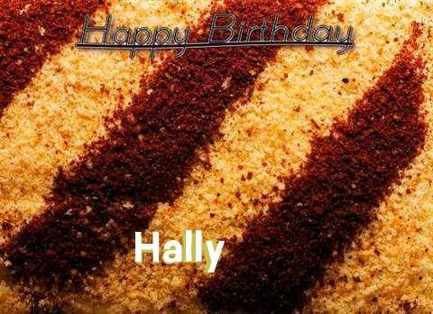 Wish Hally
