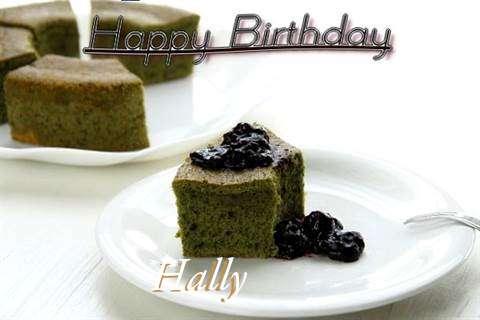 Hally Cakes