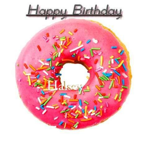 Happy Birthday Wishes for Halsey