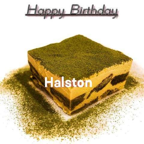 Halston Cakes