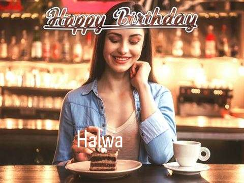 Birthday Images for Halwa