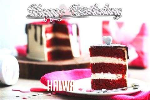 Happy Birthday Wishes for Halwa