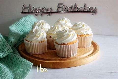 Happy Birthday Ham