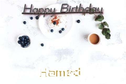 Wish Hamed