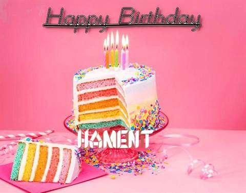 Hament Birthday Celebration