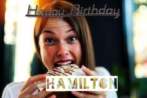 Hamilton Birthday Celebration