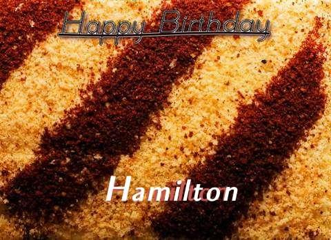 Wish Hamilton