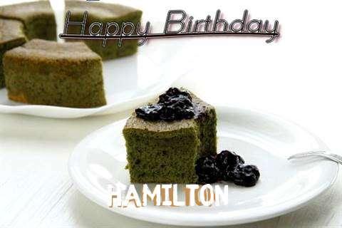 Hamilton Cakes